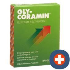 Gly-coramin lutschtabl 125 mg 30 pcs
