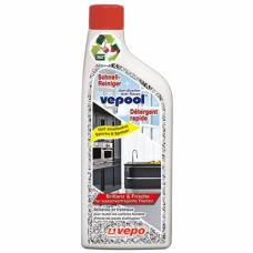 Vepool anti-strip speed cleaner replacement pack 500 ml