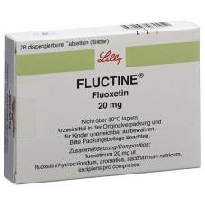 Fluctine disp tbl 20 mg 28 pcs