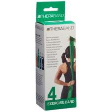 Theraband 2.5mx12.7cm green strong