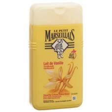 Le petit marseillais shower vanilla 250 ml