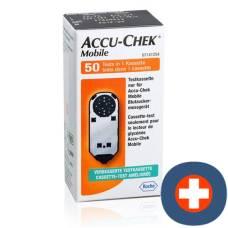 Accu-chek mobile test 50 pcs