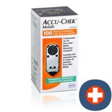 Accu-chek mobile test 2 x 50 pcs