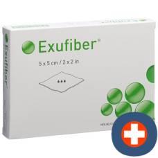 Exufiber 5x5cm 10 pcs