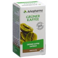 Arkocaps green coffee plant kaps 45 pcs