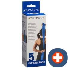 Theraband 2.5mx12.7cm blue extra strength