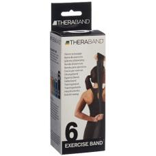 Theraband 2.5mx12.7cm black special strong