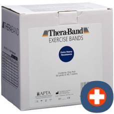 Theraband 45mx12.7cm blue extra strength