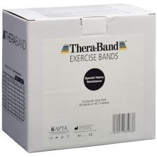 Theraband 45mx12.7cm black special strong
