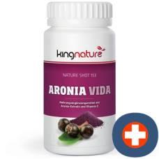 King nature vida aronia extract kaps 500 mg 100 pcs