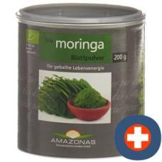Amazon moringa leaf powder organic 100% pure 200 g