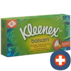 Kleenex balsam handkerchiefs box 60 pc