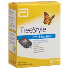 Abbott freestyle precision neo blood glucose monitoring system set