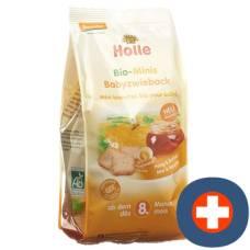Holle organic baby rusk minis 100g