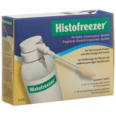 Histofreezer for warts and benign skin lesions small 2mm with 60 applicators 2 x 80 ml