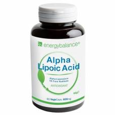 Energy balance ala alpha-lipoic acid 600 mg kaps 90 pcs
