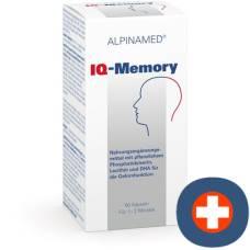 Alpinamed iq memory kaps 60 pcs
