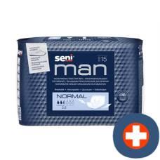 Seni man normal men deposits 15 pcs