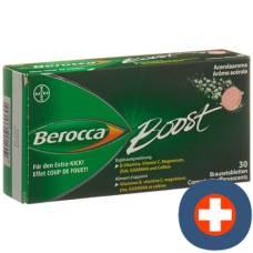 Berocca boost brausetabl 30 pcs