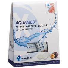 Miradent aquamed mouth dryness lozenge 60 g