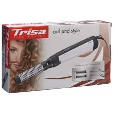 Trisa hair curler curl and style