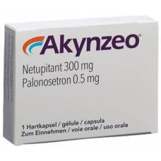 Akynzeo cape 300mg / 0.5mg