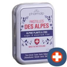 Pharmalp pastilles des alpes 30 stk