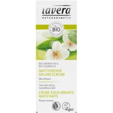 Lavera mattifying balancing cream green tea 50ml
