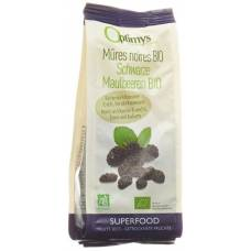 Optimys black mulberries bio 180 g