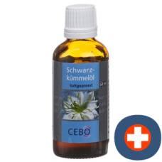 Amazon black cumin oil 100% pure cold-pressed 50 ml