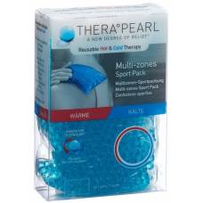 Thera pearl heat or cold therapy multizone sportkompresse