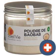 Soleil vie baobab powder 80 g bio