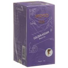 Sirocco tea bags golden assam 20 pcs
