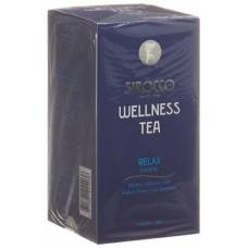 Sirocco tea bags relax 20 pcs