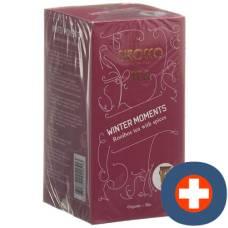 Sirocco tea bags winter moments 20 pcs