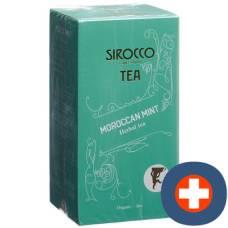 Sirocco moroccan mint tea bags 20 pcs