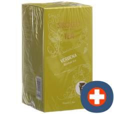 Sirocco tea bags verbena 20 pcs