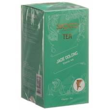 Sirocco tea bags jade oolong 20 pcs