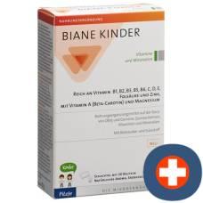 Biane children vitamins and minerals btl 20 pcs