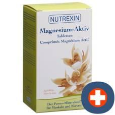 Nutrexin magnesium active tablets ds 240 pcs