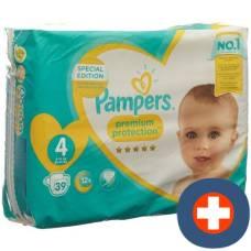 Pampers premium protection gr4 9-14kg maxi saver pack 39 pcs