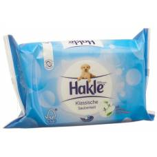 Hakle wet classical cleanliness refill 42 pcs