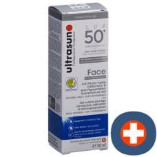Ultrasun face spf50 + anti-pigmentation