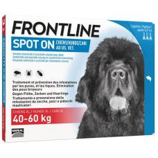 Frontline spot on dog xl list d 3 x 4:02 ml