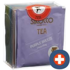 Sirocco 8 tea bags classic selection