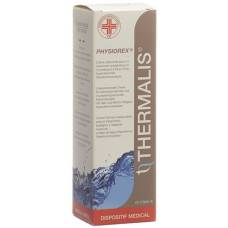 Thermalis thermal physiorex cream adjuvant ml for an analgesic treatment and muscle relaxation 100