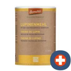 Natural power plants lupine flour 300g demeter