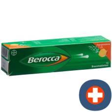 Berocca brausetabl orange flavor 15 pcs