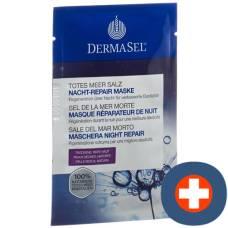 Dermasel mask night repair german / french / italian battalion 12 ml