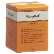 Plurogel fire and wound gel ds 50 g